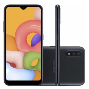 Dispositivo Samsung Galaxy A01